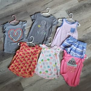 Bundle of 5T tops. And 1 bottom.